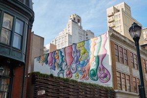 Central Philadelphia Street Art