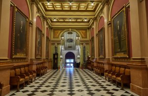 Philadelphia Architecture Masonic Temple