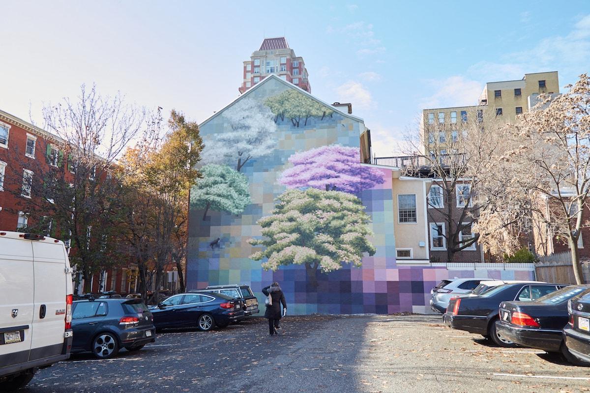 Philadelphia Street Mural
