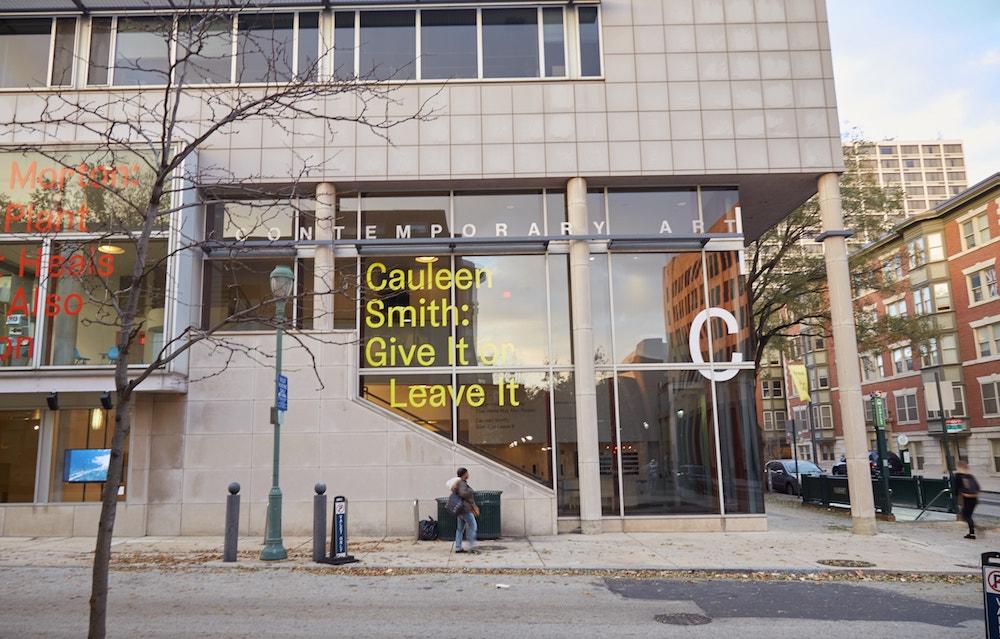 Institute of Contemporary Art Philadelphia