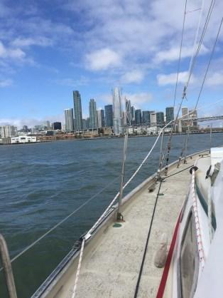 San Francisco sailing Image 3