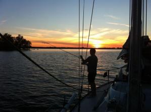 Lake Champlain's Burton Island