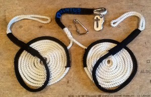 Mantus Chain Hook and Bridle