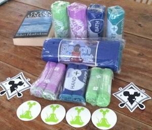 Microfiber Pack Towels for Sailing