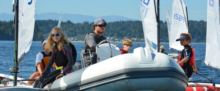 Seattle Yacht Club Awarded for Excellence in Sailing Instruction from US Sailing