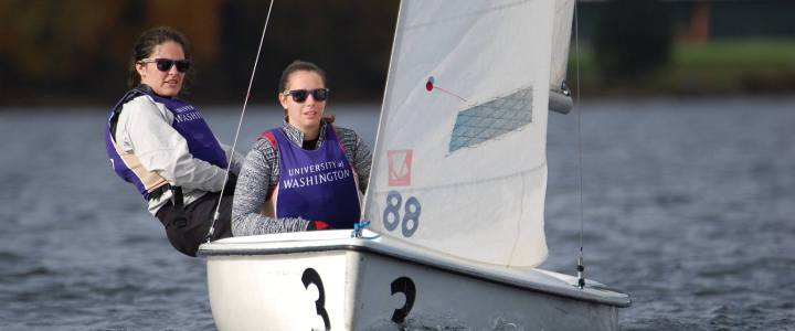 UW Sailing Team Goes to Nationals