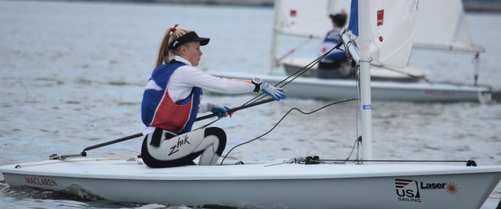 Abbie Carlson is Yet Another Rising Seattle Sailing Star, Wins Leiter Cup