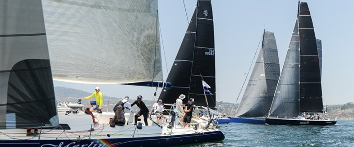Transpac Update, Buchan on Merlin and the Youth Movement on BlueFlash