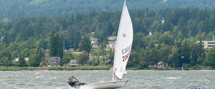 Laser Masters Nationals and the Gorge at its Best
