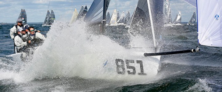 How to Get On a Melges 24 Worlds Podium