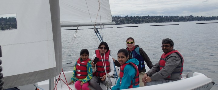 Real Community Sailing in Renton