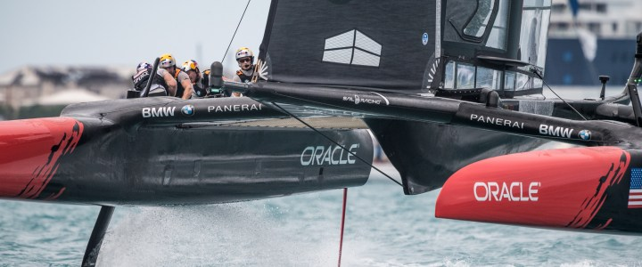 Paul Bieker Moves On from the 35th America's Cup
