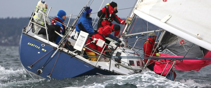 Duwamish Head Race Delivers, Mist is Coming up to Speed