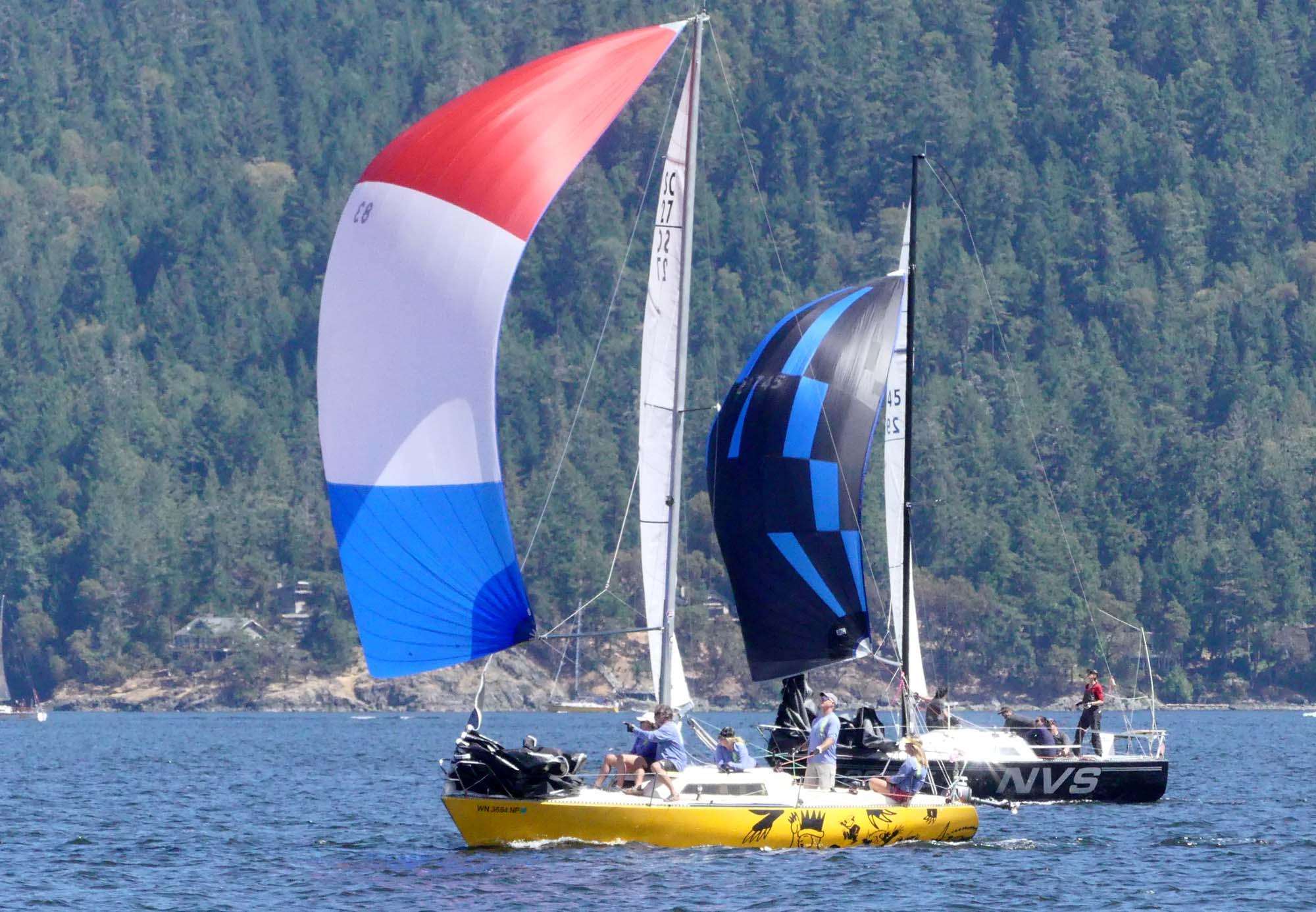 Cowichan Bay Report – Northwest Multihull Championship
