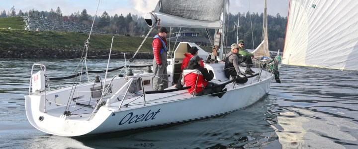 Winter Vashon – A Bright, Slow Sail on Colvos Passage