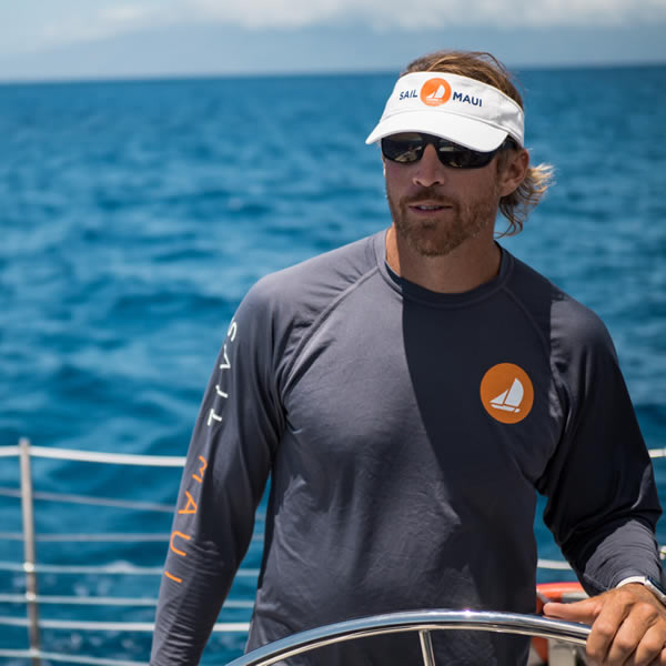 Patrick Laughlin, captain