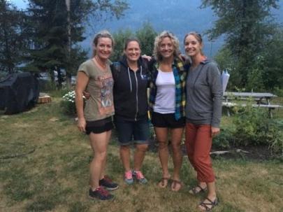 Women & Wind crew!