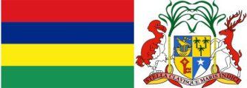 Маврикий - флаг и герб
