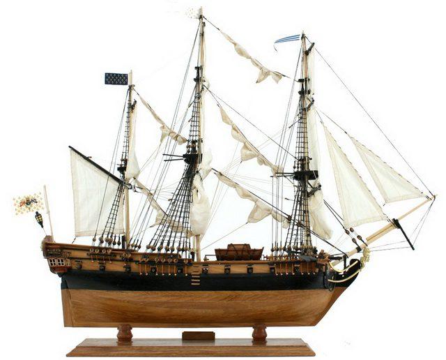 Модель парусника St. Geran