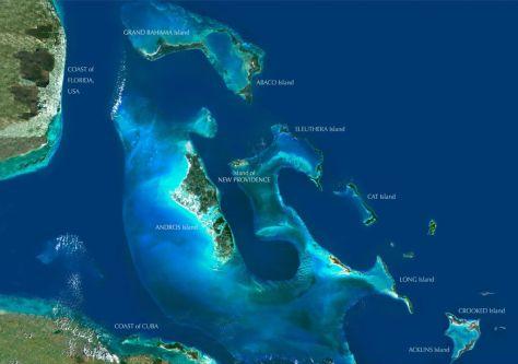Bahamas-yacht