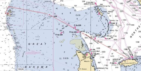Nassau to Bimini