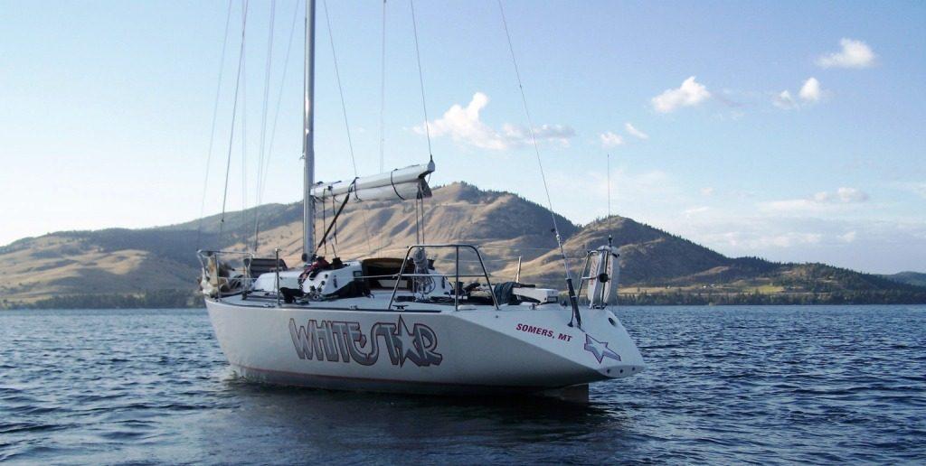 J34 Sail Northwest