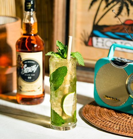 Mojito Recipe Rum Cocktail Recipes Sailor Jerry