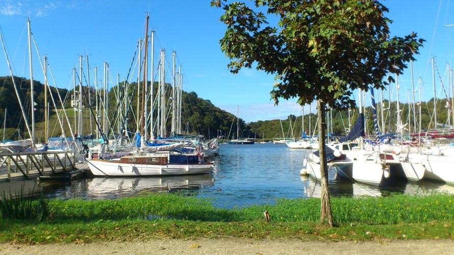 La Roche Bernard : un petit coin de Paradis