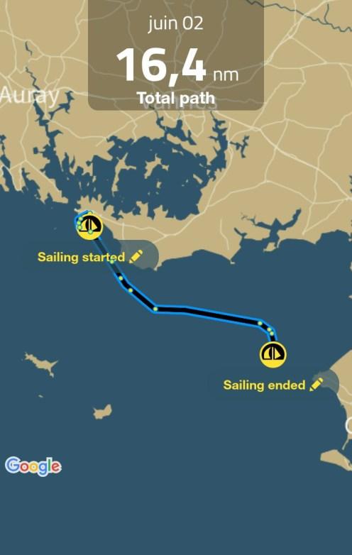 Sailing Log - juin 02 - part 1