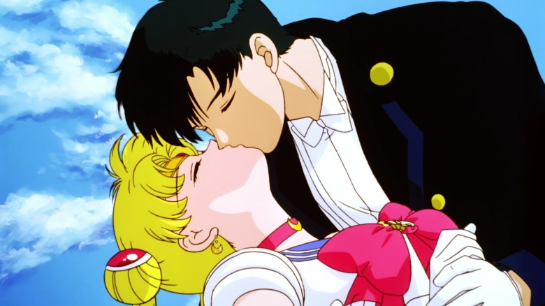 Image result for tuxedo mask sailor moon R