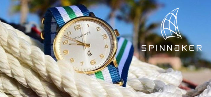 Sailor's Box + Spinnaker Watches