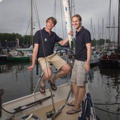 Ivar and Floris by Olivier Middendorp