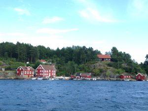 Norwegian Houses