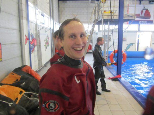 DHTC swimming pool