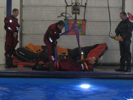 Horizontal rescue
