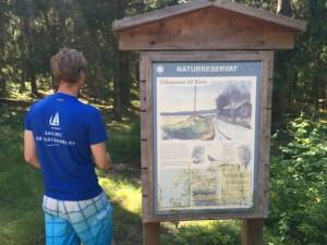 Sweden nature reserve
