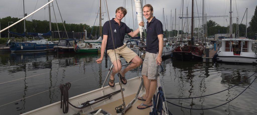 Ivar & Floris by Olivier Middendorp