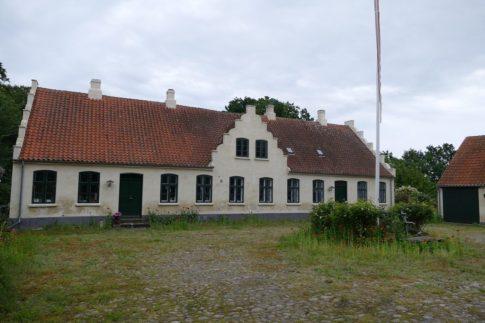 Jesper Kristensen's energy efficient house on Samsø