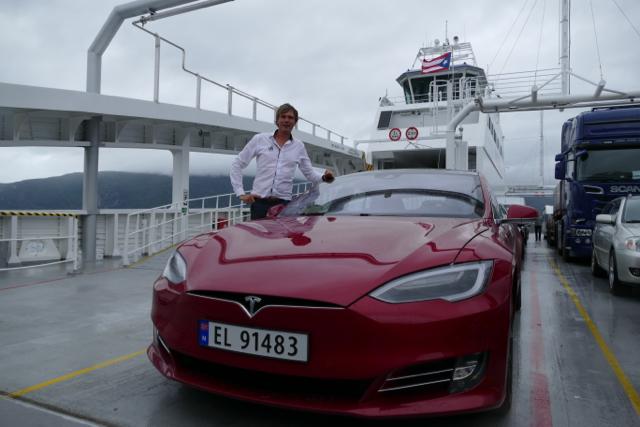 Tesla on Ampere
