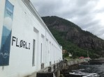 The old hydropower plant in Flørli is now a museum and B&B