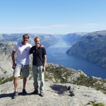 view Lysefjord