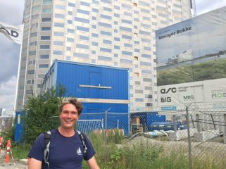 Ivar at Amager Resource Centre