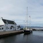 Luci in Clachnaharry lock