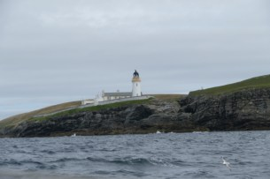 Shetlands lighthouse