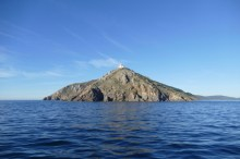 "Cape Finisterre, ""the end of the land"""