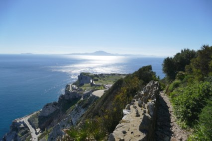 Across the Gibraltar Strait: Africa
