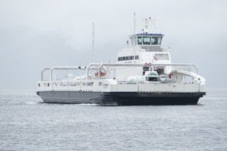 Ampere, the worlds first fully electric ferry