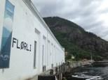 Flørli old hydropower station