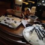 "Rudder ""TLC"": Steering-system parts"