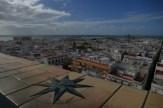 View on Cádiz from Tafira tower